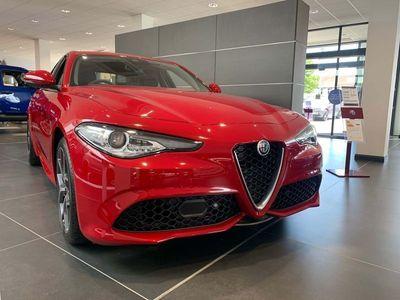 used Alfa Romeo Giulia 2.0T Veloce Auto (s/s) 4dr
