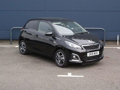 used Peugeot 108 1.0 Allure 5dr