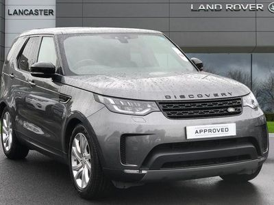 used Land Rover Discovery Discovery 20183.0 TD6 (258hp) HSE Estate 2018