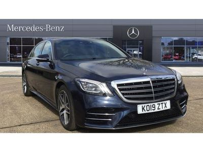 used Mercedes S350 S CLASS 2019 BeaconsfieldAMG Line Executive 4dr 9G-Tronic Diesel Saloon
