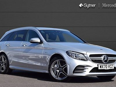used Mercedes C43 AMG C Class4Matic Edition 5dr 9G-Tronic 3.0