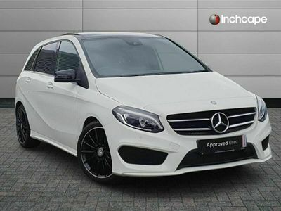 used Mercedes B200 B CLASS DIESEL HATCHBACKAMG Line Premium Plus 5dr Auto