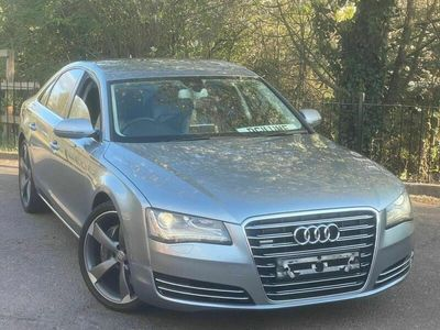 used Audi A8 4.2 TDI SE Executive Tiptronic quattro 4dr