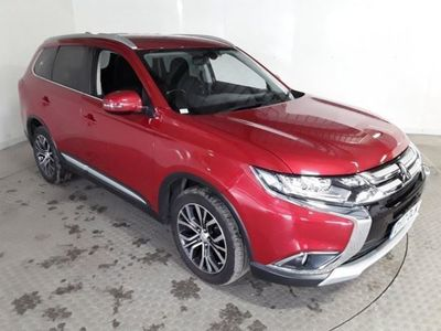 used Mitsubishi Outlander DIESEL AUTOMATIC ESTATE 5 DOORS