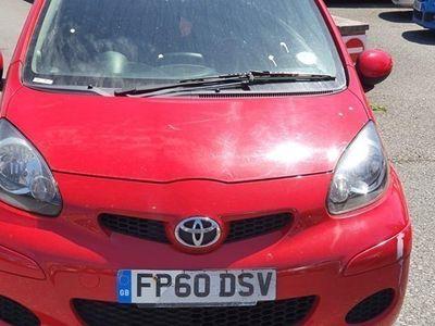used Toyota Aygo 1.0 VVT-i GO 5dr