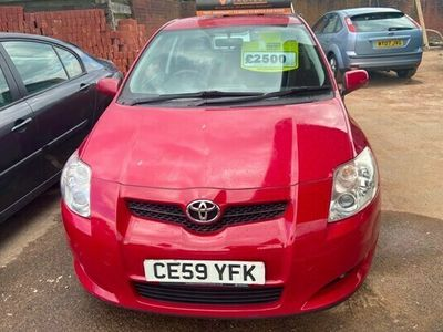 used Toyota Auris 1.6 V-Matic TR 5dr [6] This car has full service history low mileage cheap tax and insurance