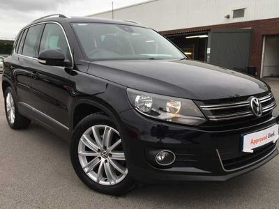 used VW Tiguan 2.0 TDI 150PS Match 2WD SCR