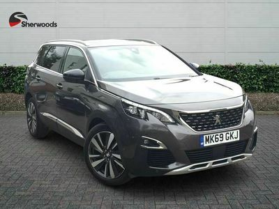 used Peugeot 5008 5008SUV 1.5 Blhdi 130 GT LN PRM Eat8 SS