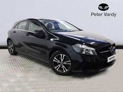 used Mercedes A160 A ClassSE Executive 5dr 2017