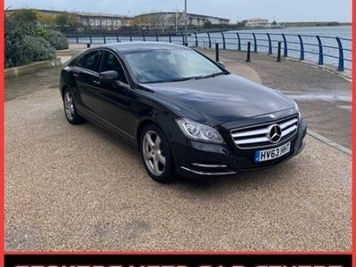 used Mercedes CLS350 CLS 3.0CDI BLUEEFFICIENCY 4DR AUTOMATIC, 2013 ( )