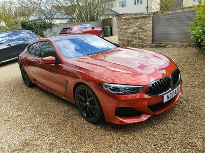 used BMW 840 8 Series Gran Coupe 3.0 i M Sport Gran Coupe Steptronic (s/s) 4dr