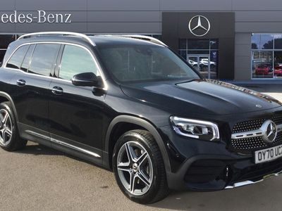 used Mercedes 220 GL Class4Matic AMG Line Premium 5dr 8G-Tronic Diesel Estate Auto