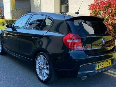 used BMW 118 1-Series Hatchback d M Sport 5d (07)