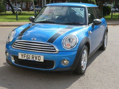 used Mini One D Hatch 1.6Pimlico 3dr