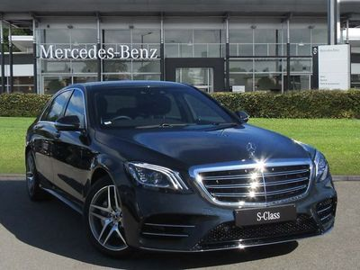used Mercedes S350 S Classd L AMG Line Saloon 2019
