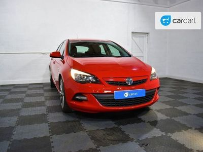 used Vauxhall Astra 2.0 SRI VX-LINE CDTI 5d 163 BHP (More family cars at carcart.co.uk)