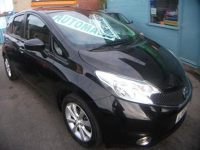 used Nissan Note 1.2 DiG-S Acenta Premium 5dr Automatic Cruise control Sat nav. Air Con.