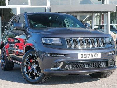 used Jeep Grand Cherokee 6.4 V8 SRT Auto 4WD (s/s) 5dr