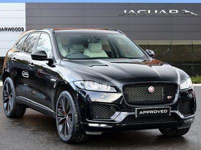 used Jaguar F-Pace 3.0 V6 Diesel (300PS) S AWD 5dr