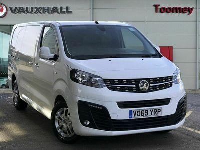 used Vauxhall Vivaro 3100 2.0d 120PS Sportive H1 Van