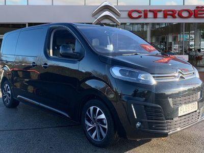 used Citroën Spacetourer 2.0 Bluehdi 180 Flair M [8 Seat] 5Dr Eat8