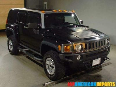 used Hummer H3 -