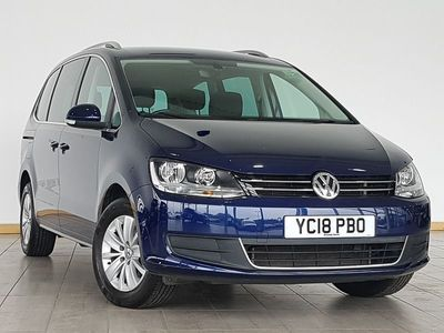 used VW Sharan 2.0 TDI CR BlueMotion Tech 150 SE 5dr