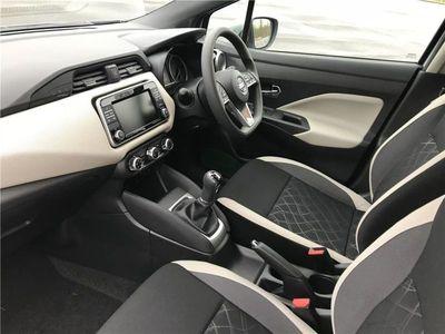 used Nissan Micra Micra 20181.5 dCi Acenta 5dr [Vision Pack] 6(2016) Hatchback 2018