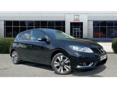 used Nissan Pulsar 1.2 DiG-T Tekna 5dr Xtronic