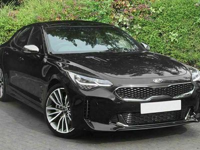used Kia Stinger 2.2 CRDi GT-LINE S Automatic 5-Door Balance of 's 7 Year Warranty, Satellite Navigation