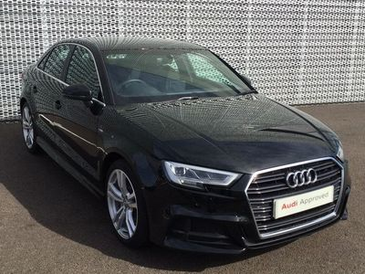 used Audi A3 TFSI S LINE Automatic 4-Door