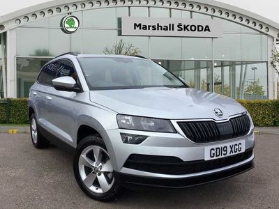 used Skoda Karoq 1.5 TSI SE Technology 5dr Estate 2019