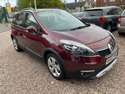 used Renault Scénic Xmod 1.5 dCi Dynamique Nav EDC Auto 5dr