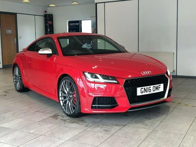 used Audi TT 2.0 TFSI Coupe 3dr Petrol S Tronic quattro (s/s) (310 ps) Coupe