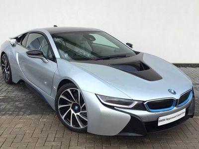 used BMW i8 [374] 2dr Auto