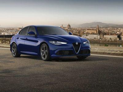 used Alfa Romeo Giulia 2.0 TB 280 Veloce [Performance brake] 4dr Auto