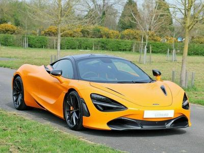 used McLaren 720S 4.0T V8 SSG (s/s) 2dr Low Mileage