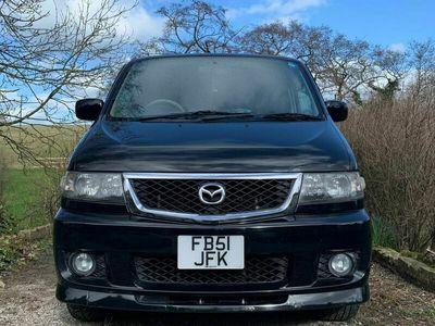 used Mazda Bongo 2.5 V6 petrol