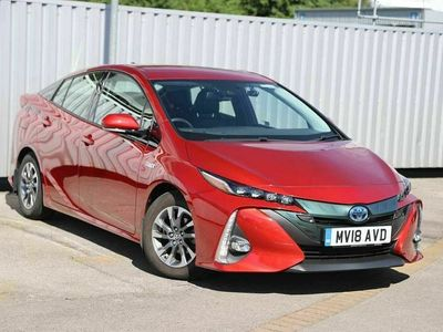 used Toyota Prius Hatchback 1.8 VVTi Plug-in Excel 5dr CVT