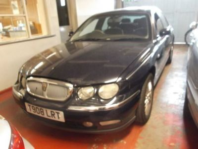 used Rover 75 CLUB