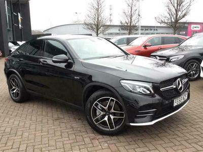 used Mercedes GLC43 AMG GLC AMG COUPE4Matic 5dr 9G-Tronic