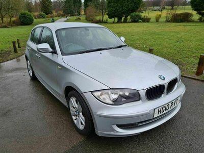 used BMW 120 1 Series 2.0 i SE Auto 5dr