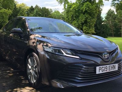 used Toyota Camry Camry 2019VVT-I DESIGN Saloon 2019