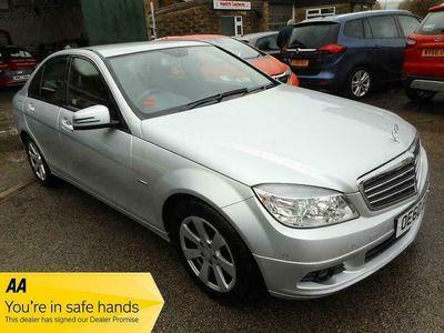 used Mercedes C200 C ClassCDI BLUEEFFICIENCY SE AUTO+PARK AID