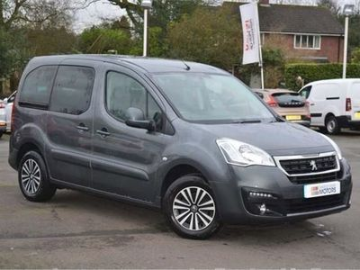 used Peugeot Partner Tepee 1.6 BLUE HDI 100 ACTIVE 7 SEATER 5dr