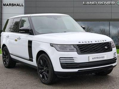 used Land Rover Range Rover 3.0 SDV6 Vogue SE 4dr Auto Estate 2019