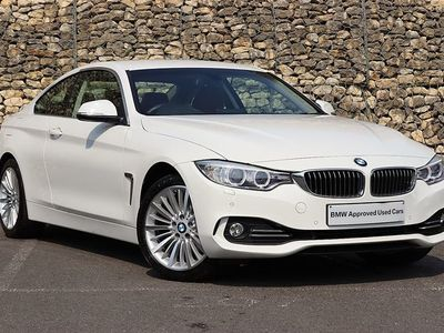 used BMW 430 d xDrive Luxury Coupe
