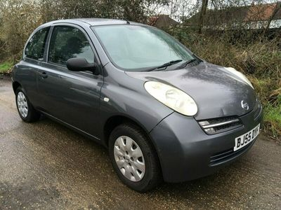 used Nissan Micra 1.2 S 3dr Auto