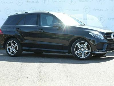 """used Mercedes GLE350 4Matic AMG Line 5dr 9G-Tronic [Rear Camera, Heated Seats, Air Suspension, 20"""" Alloys] 3.0"""