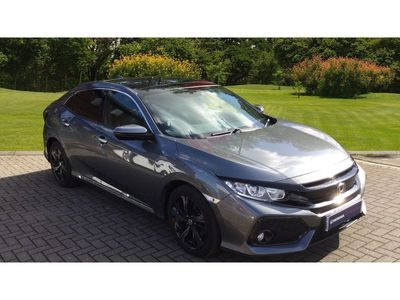 used Honda Civic 1.6 i-DTEC EX 5dr Diesel Hatchback